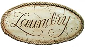Laundry Room Wall Plaque Decor