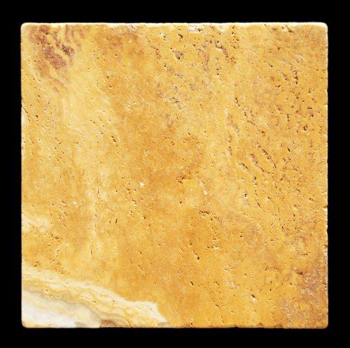 gold-yellow-12x12-tumbled-travertine-tile