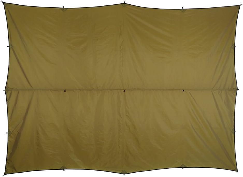 OneTigris Couverture Dessous L/éger De Pleine Longueur pour Hamac De Camping Randonn/ée Voyage