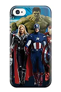 RoFSPmg10691dhYLK Faddish The Avengers 43 Case Cover For Iphone 4/4s