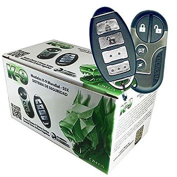 Amazon.es: K9 Omega mundial SSX para alarma de coche sistema ...