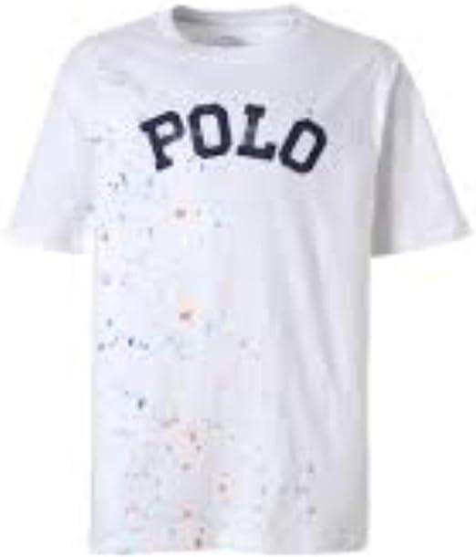Polo Ralph Lauren - Polo tee TP TSH - Camiseta Manga Corta Manchas ...