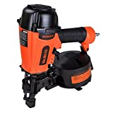 DuRyte Pro 11 Gauge 7/8 to 1-3/4-Inch Air Coil Roofing Nailer