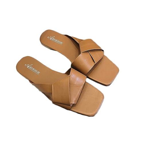 Un par de Zapatillas con Dedos de los pies Amarillos: Amazon.es: Zapatos y complementos