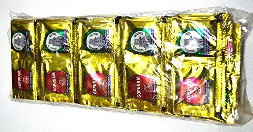 Gopuram Haldi & Kumkum Thamboolam Pack (50 Kumkum + 50 Turmeric)