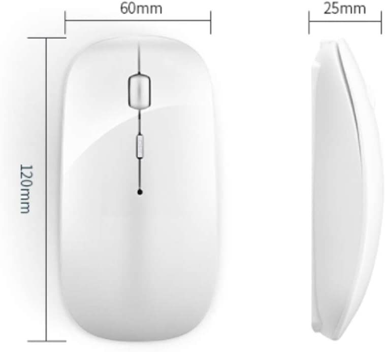 Portable Esports Office Mouse Suitable for laptops Gaming mice CQIANG Mouse Color : Black Macs Silent Silent Charging Mouse PCs