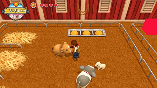 Harvest Moon: One World Standard Edition - Nintendo Switch