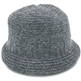 RcnryMiddle-Aged and Old hat Women, Winter Warm Autumn Winter, Old Lady Wool Cap