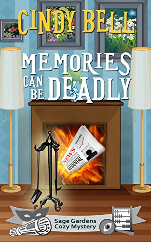 book cover of Memories Can Be Deadly