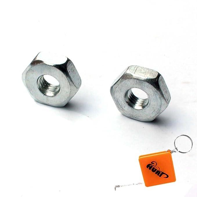 Schwertbefestigungsmutter passend für Stihl Motorsägen Schwertmuttern 5 Stück