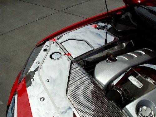 american car craft pontiac g8 2008 2009 gt chrome factory air and rh amazon com