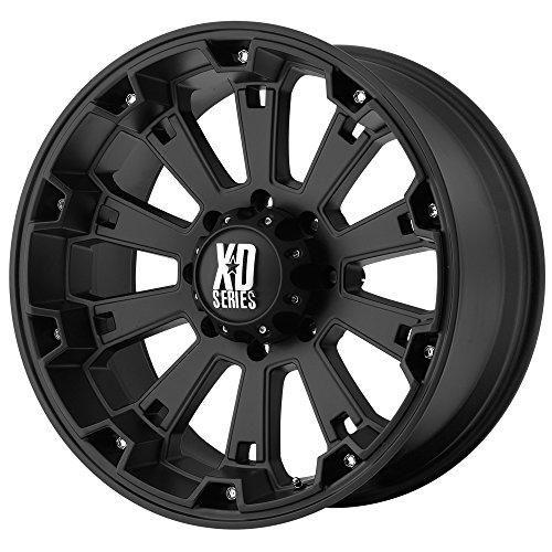 black xd rims - 8