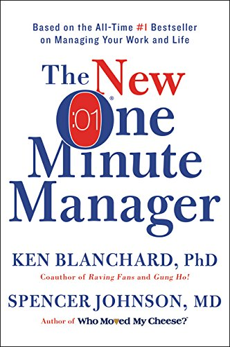 The New One Minute Manager (Best Business Task Manager)