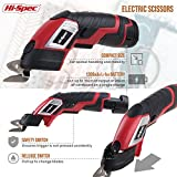 Hi-Spec 3.6V Electric Scissors with Release
