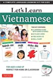 Let's Learn Vietnamese Kit: A Complete Language Learning Kit for Kids (64 Flashcards, Audio CD, Games & Songs, Learning Guide and Wall Chart)