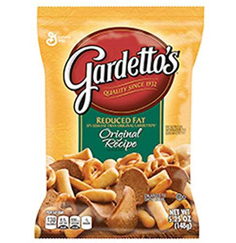 Halloween Snack Mix Recipes (Gardetto's Reduced Fat Original Recipe Snack Mix 5.25 Oz 7)
