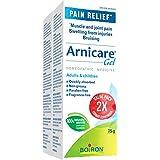 Boiron Arnicare Gel Pain Relief, 2 X 75g Tube Bonus Pack, for Muscle, Joint Pain, Bruising-bruise & Swelling 150 Gram