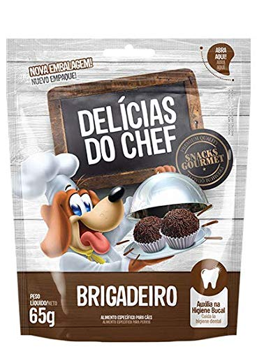 Brigadeiro Delicias Chef Petitos 65