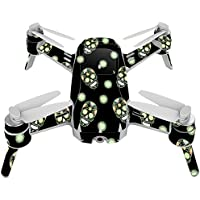 Skin For Yuneec Breeze 4K Drone – Glow Stars | MightySkins Protective, Durable, and Unique Vinyl Decal wrap cover | Easy To Apply, Remove, and Change Styles | Made in the USA