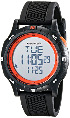 Freestyle Unisex 10017007 Navigator Digital Black Watch w...
