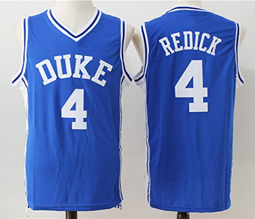 Mens Redick #4 New Arrive Basketball Jersey Blue L