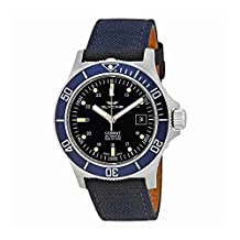 Glycine Combat Sub Automatic Black Dial Mens Watch GL0094