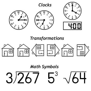 Workbook 3 grade worksheets : Amazon.com: 1, 2, 3 Math Fonts, Version 4