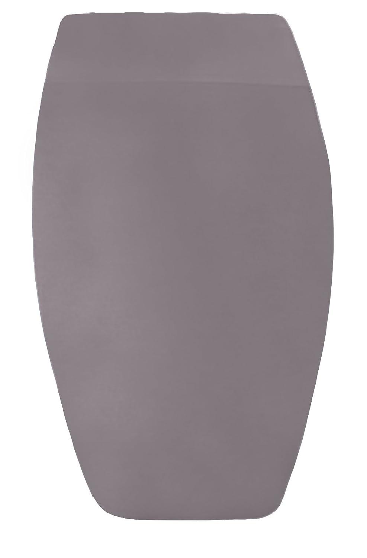 Marvoll Womens Plain BodyCon High Waist Stretch Mini Pencil Skirt