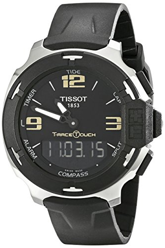 Tissot TIST0814201705700 T Race Touch Analog Digital