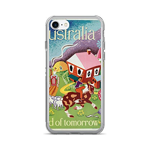 vintage-poster-australia-iphone-7-case