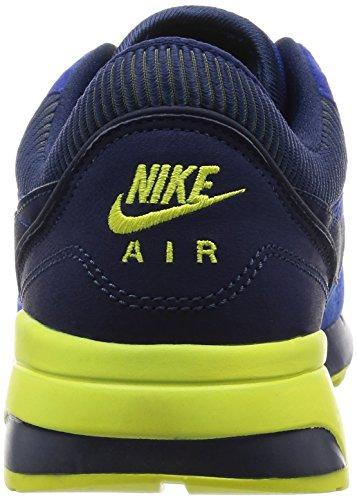 Nike Air Odyssey LTR, Scarpe da Ginnastica Uomo Blu / Verde (Mdnght Nvy / Mdnght Nvy-lt Vltg)