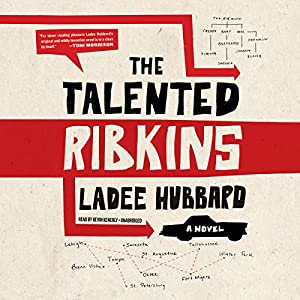 The Talented Ribkins Audiobook
