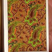 Paisley Designs Coloring Book Dover Design Books Amazonco