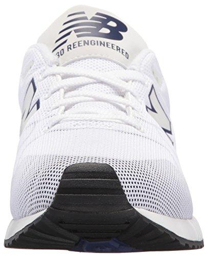 Nieuw Evenwicht Heren 530 Lifestyle Fashion Sneaker Wit / Blauw