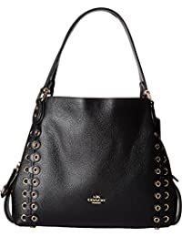 Womens Edie Shoulder Bag 31 With Coach Link Detail