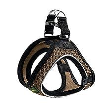 Hunter Arnés Hilo Comfort Malla 3D Reflectante Talla S (Marrón)