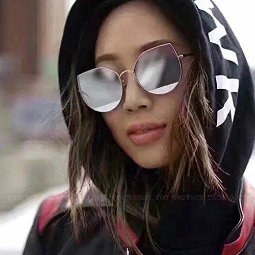 Eyes Silver Sol Swag Sunglasses Pink CTao Gafas De Vintage OSxn0UI