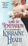 Lord of Temptation, Lorraine Heath, 0062100025
