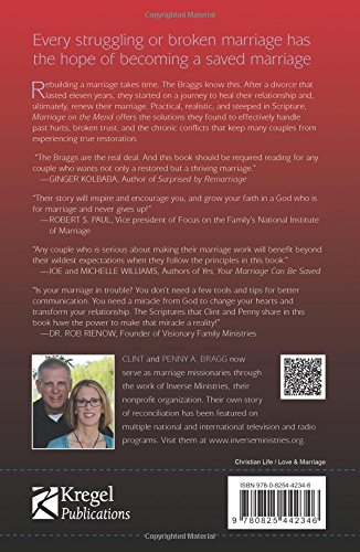 Marriage on the Mend: Healing Your Relationship After Crisis