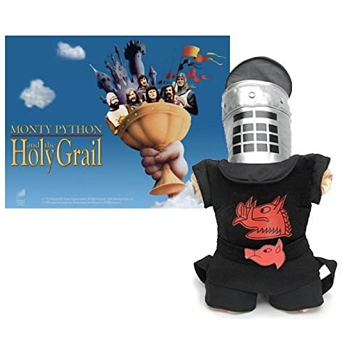 Toy Vault Monty Python Black Knight Backpack