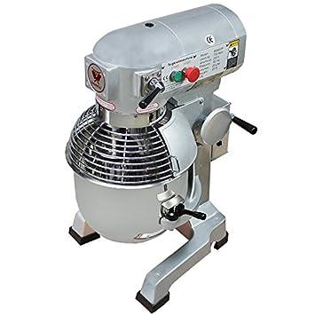 Gastro & Nahrungsmittelgewerbe Business & Industrie Teigknetmaschine Teigmaschine 22 Liter 17 Kg 230v Ideal Für Bäckereien Gastlando