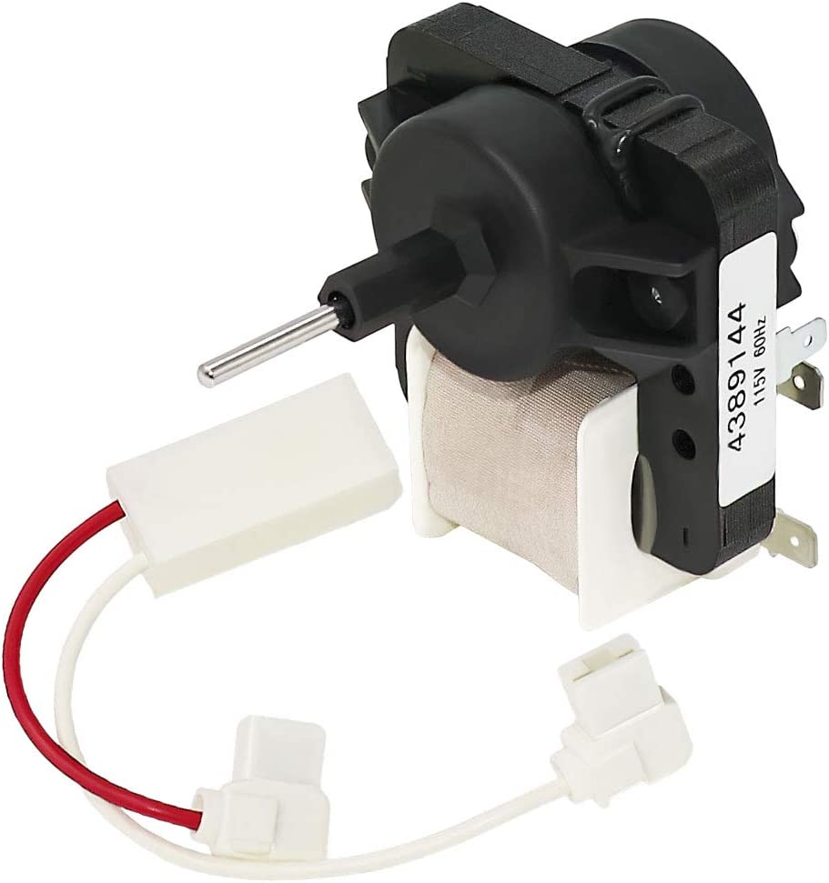 Appliancemate 4389144 Refrigerator Evaporator Motor Compatiable with Whirlpool