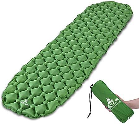 Camping Mattress Mat Hiking Trekking Light Weight Comfortable Army Ultra Foam