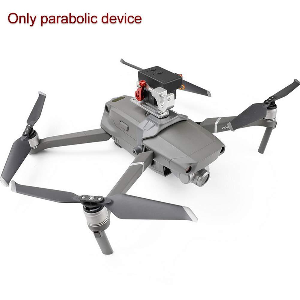 Show LNIMIKIY Lanzador de Aire dispensador de Goteo de Transporte Regalo de Pesca Cebo liberaci/ón Drone Dispositivo Profesional Boda Transporte Propuesta para Mavic for Mavic 2