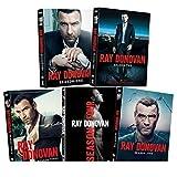 Ray Donovan: The Complete Season 1-5 (DVD, 2018, 20-Disc box Set, )