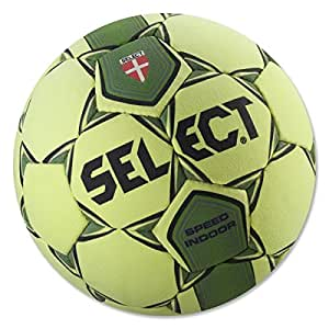 Select Sport America Speed Indoor Soccer Ball, Size 5