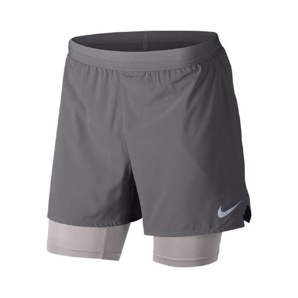 63a1d6d47f49a Amazon.com: Nike Men's Flex Stride 2 in 1 Running Shorts 5 inch ...