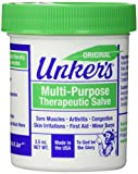 Unker's Multi Purpose Therapeutic Salve - 3.5 Ounces