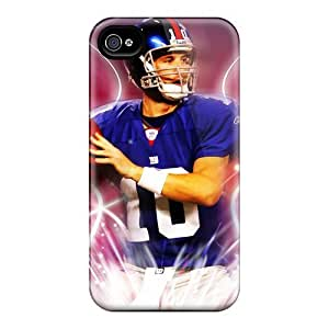 High Quality Iphone 4/4s Cases And Covers Printing New York Giants