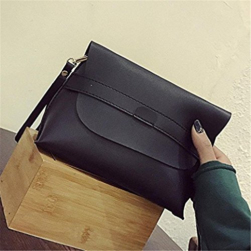 Ladies Bags Purse Fashion Shoulder size Handbag Brown Black Small Women dragonaur Tote qHwxpx